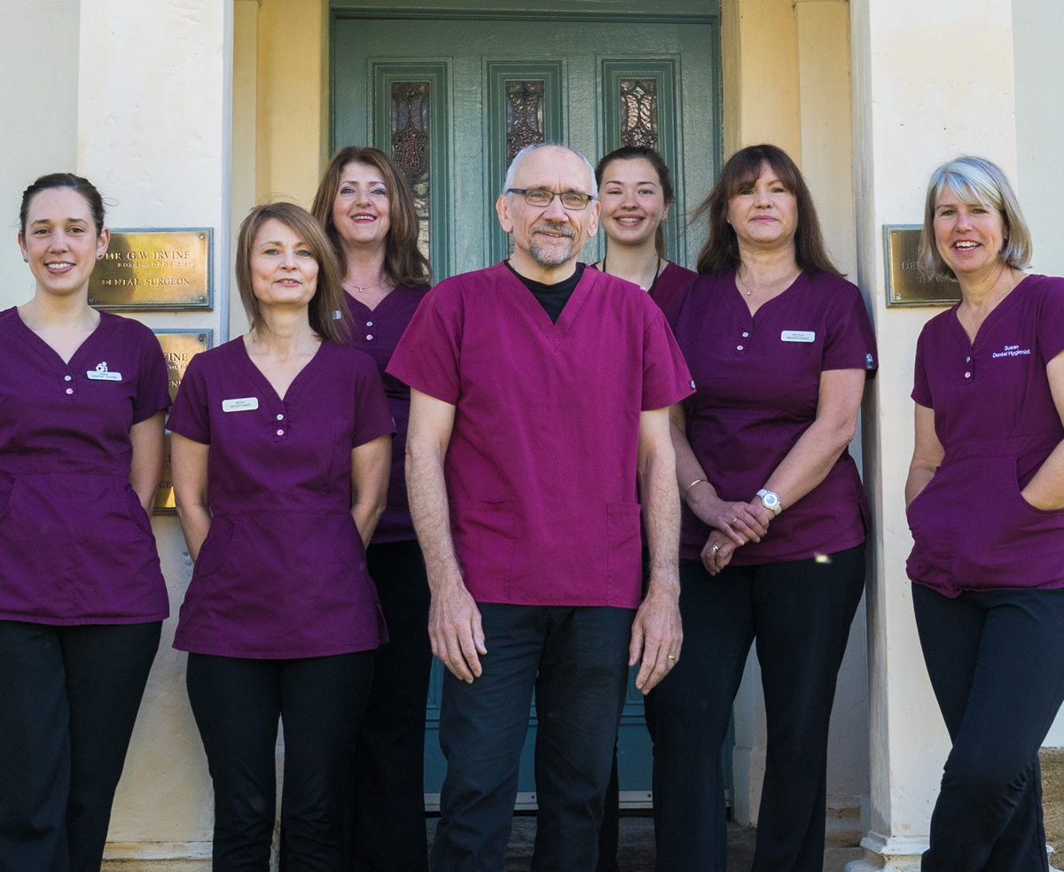 Penn Hill Dental Practice Team and Staff